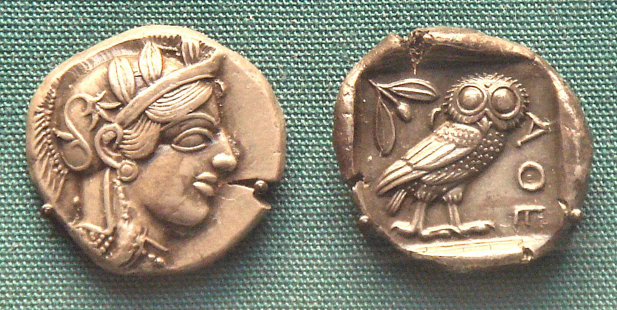 moeda-atena-coruja-mitologia-grega-simbolos
