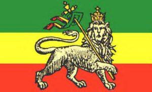 bandeira rastafari
