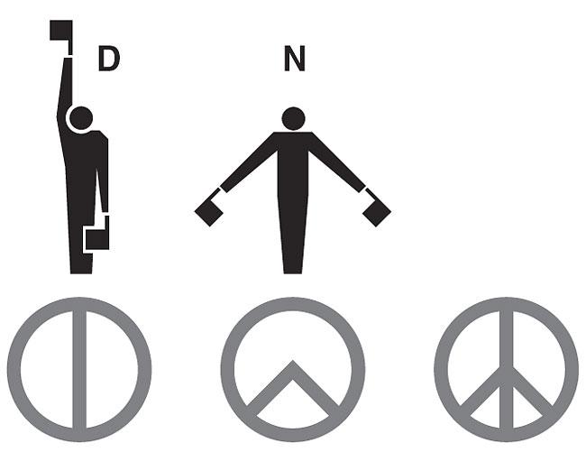 Criação-do-Símbolo-da-Paz